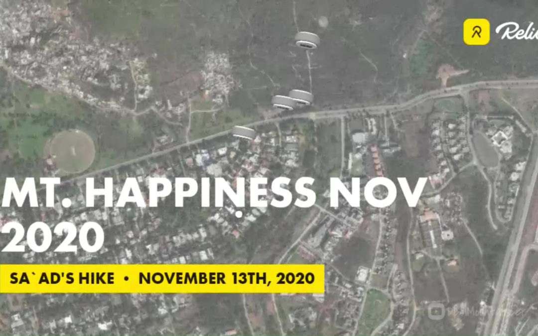 Mt. Happiness Hike 13th Nov '20